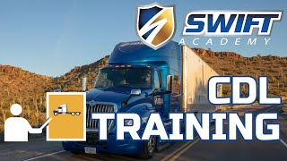 CDL Training at Swift Academy