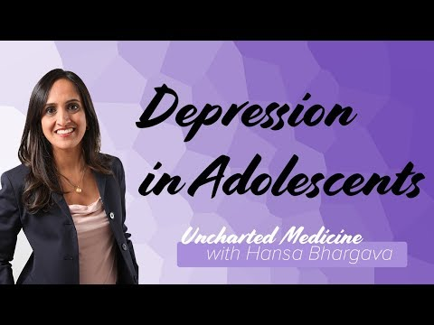 Screen All Teens for Depression and Suicide Risk | Uncharted Medicine