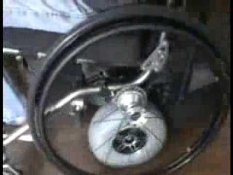 Silla de ruedas youtube for Silla de ruedas electrica