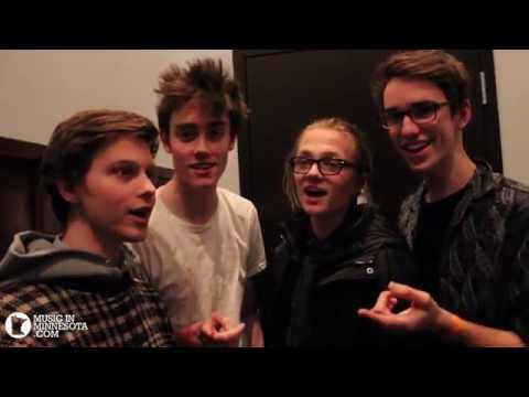 Hippo Campus Full Interview
