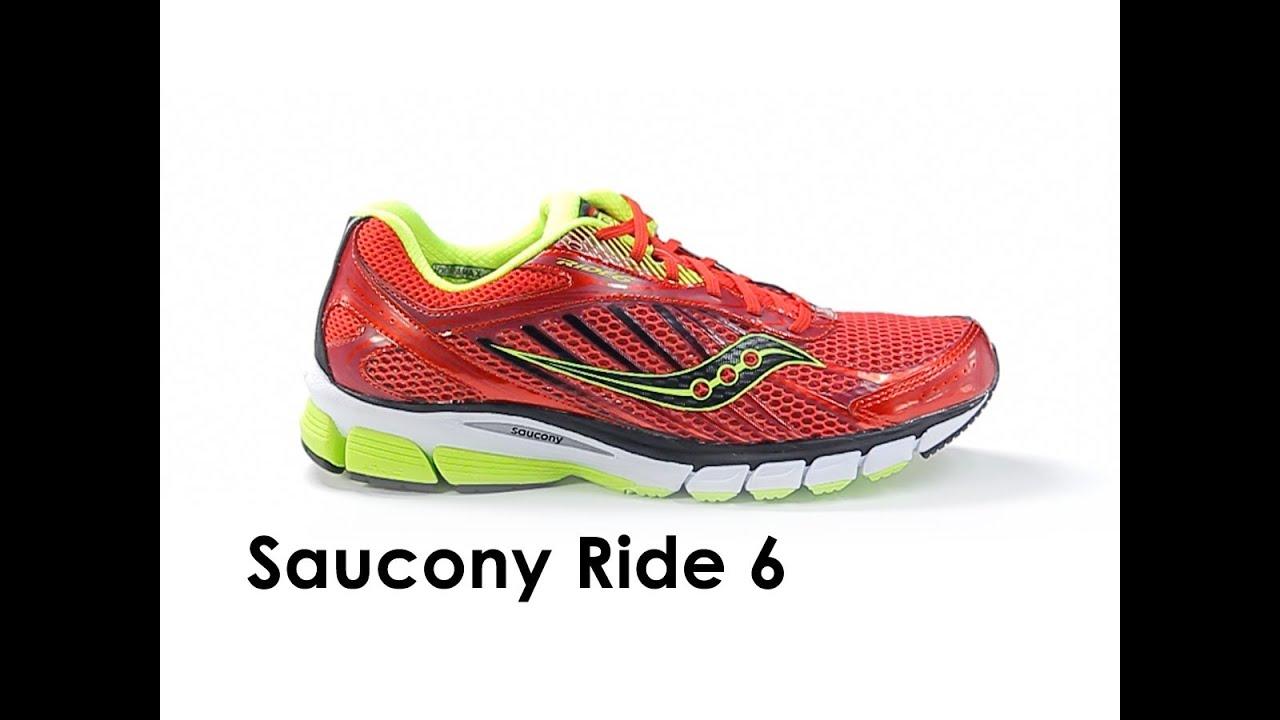Saucony Ride 6