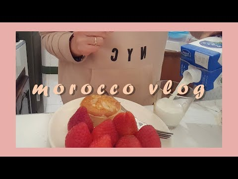 Morocco Vlog #11 | Hubby's daily life and days of our life