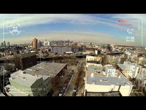 DJI Phantom - Brooklyn NYC 11211