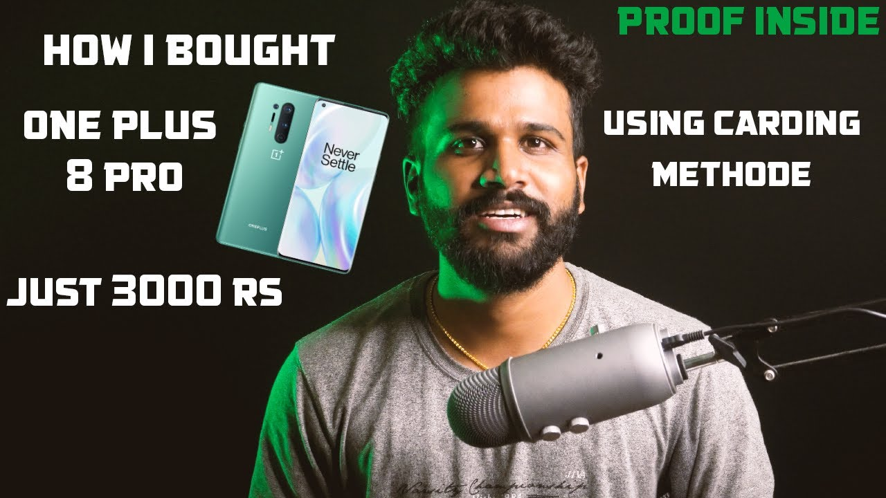 How I Bought One Plus 8 Pro For 3000Rs - Trailer @Explore With Saravanan | Top 5 Tamil