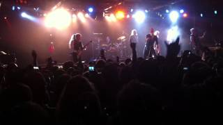 In the Desert of Set, Therion Live in Mexico City 2012, FULL CONCERT