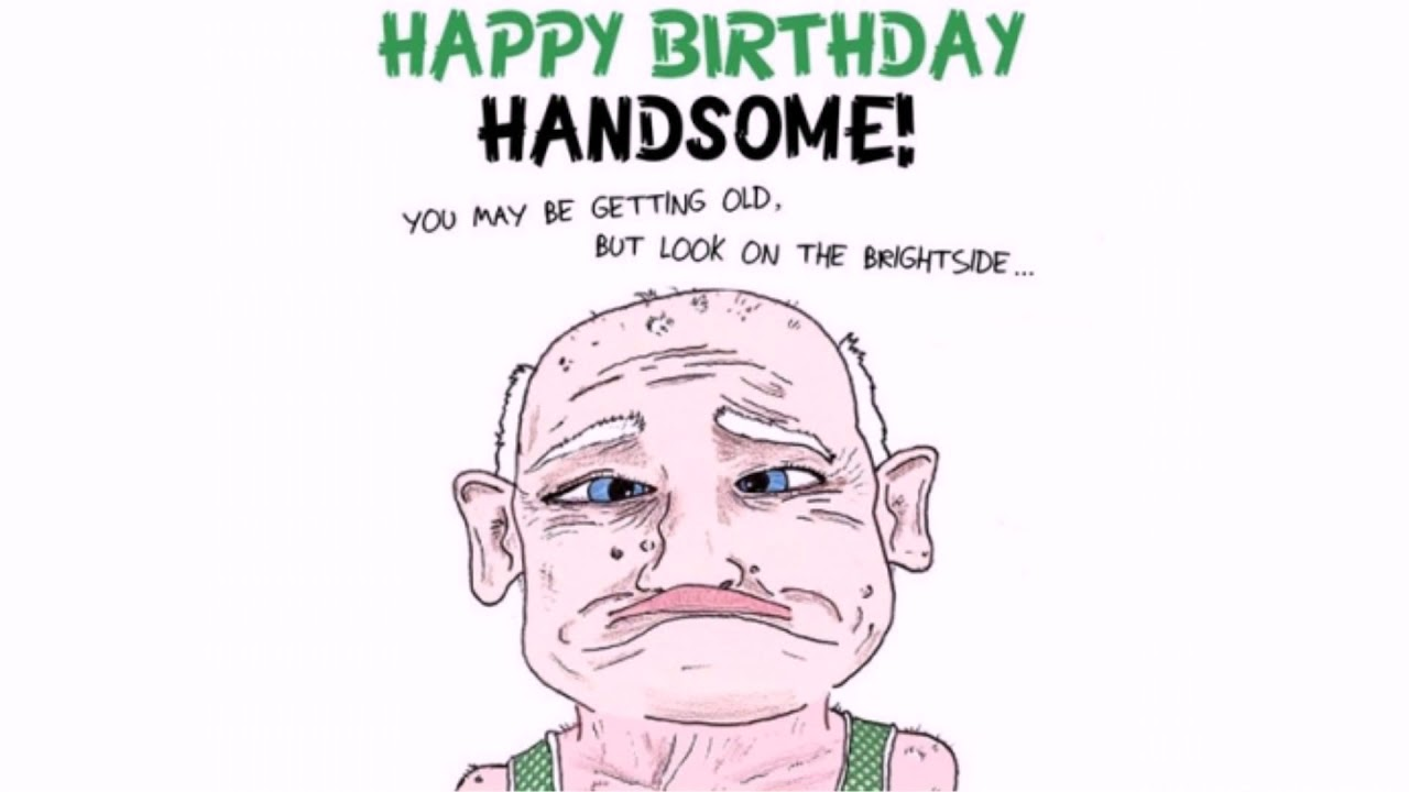 35+ Sarcastic Birthday Wishes with Images | WishesGreeting