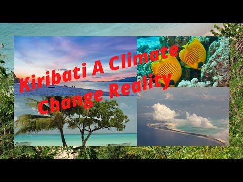 Kiribati   A Climate Change Reality