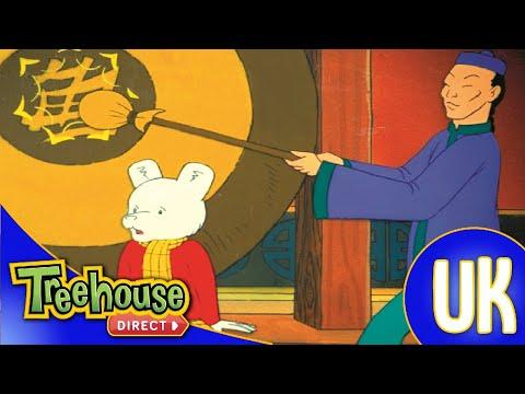 Rupert - 1 - Rupert and Pong Ping
