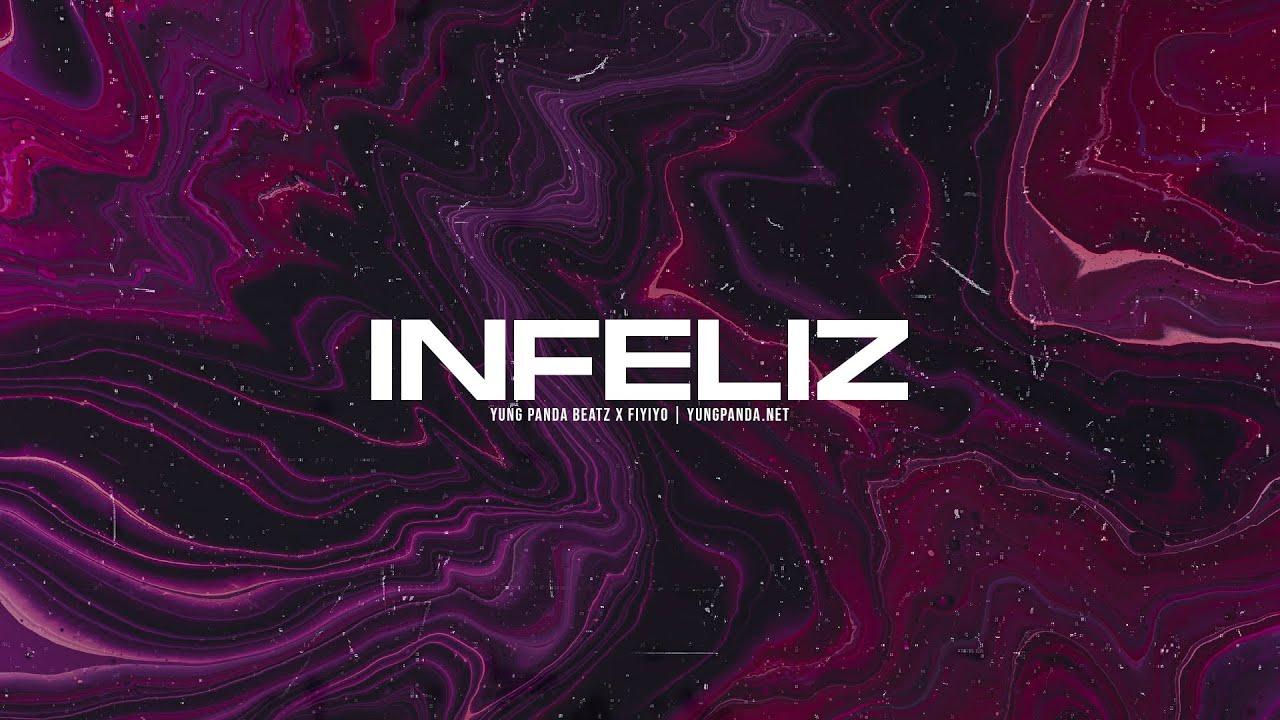 Anuel AA x Ozuna INFELIZ Instrumental REGGAETON (Prod. Yung Panda x Fiyiyo)