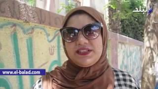 بالفيديو والصور.. طالبات بني سويف: 'ياريت تنسيق الجامعات يتلغى هذا العام منعا للظلم'