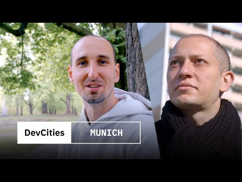A Day with Munich Developers | DevCities