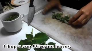 Herbs for Life: OREGANO (Cough)
