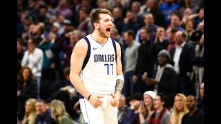Will Luka Doncic Have A Breakout Season In Year 2?   Rookie Highlights Mix