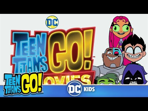 Teen Titans GO! To The Movies | Official Teaser Trailer!