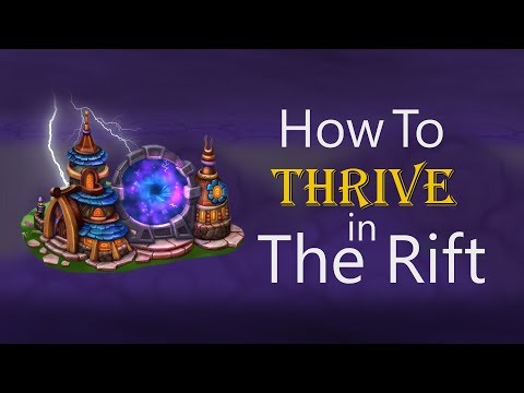 Dragonvale Tutorial: How To Thrive In The Rift!