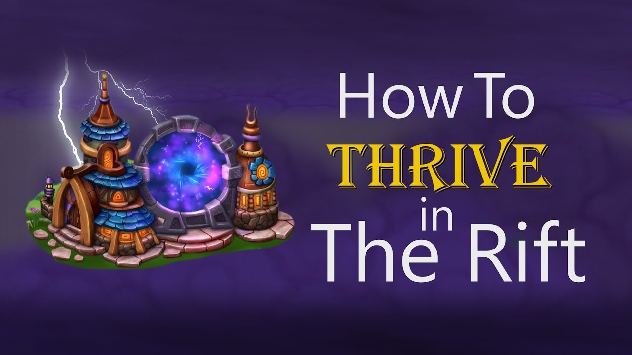Dragonvale Tutorial: How to Thrive in the Rift! - YouTube