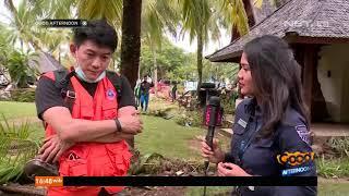 ifan seventeen ceritakan kronologis kejadian bencana tsunami