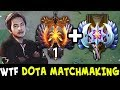 InYourDream TOP-1 matched with 4k — WTF Dota matchmaking
