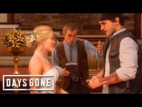 DAYS GONE – SARAH & DEACON'S WEDDING | PS4 (2019)