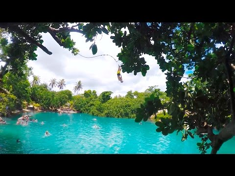 Vila's Blue Lagoon!