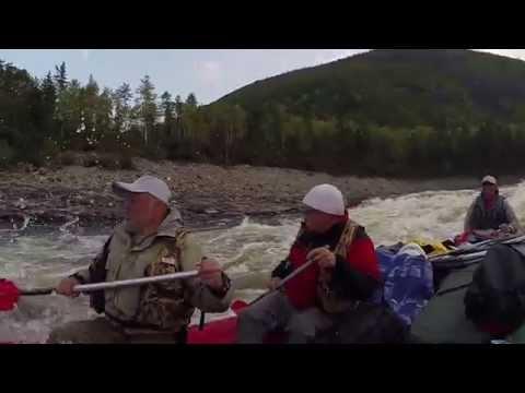 Витим: путешествие по Угрюм-реке.  Документальный фильм
