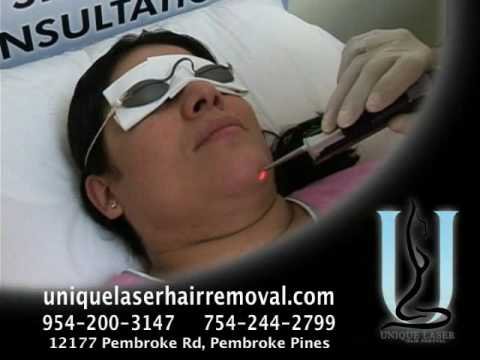 Weekly Specials! Laser Hair Removal, Cooper City, FL - 33025 - See Today!