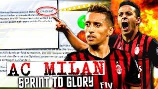 FIFA 17 : OMG MEIN HEFTIGSTER TRANSFER IN FIFA 17 !!! 😳😳😳 AC MILAN SPRINT TO GLORY KARRIERE