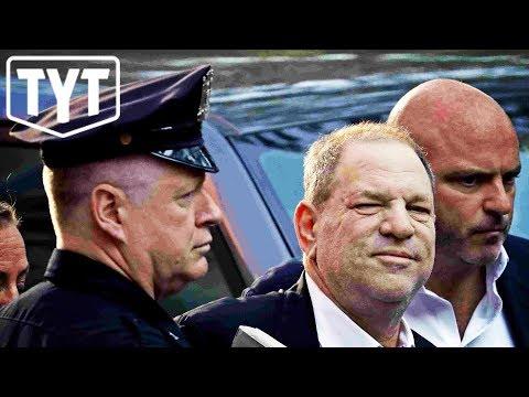 Harvey Weinstein Surrenders To Authorities