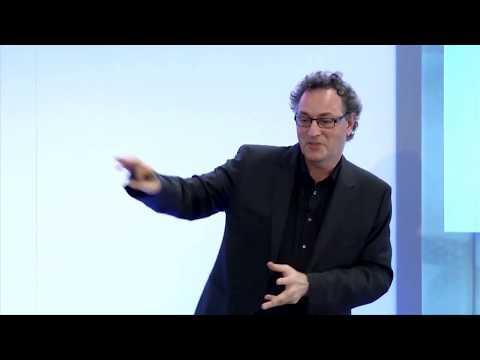 Key to awesome opportunities and challenges 2020. Futurist Gerd Leonhard Deutsche Bank Forum