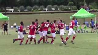 2012 State Cup Semifinal - Wilbert Perez Goal vs SCUFC 97 Elite.mp4