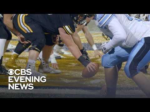 Youth football participation on the decline amid safety concerns