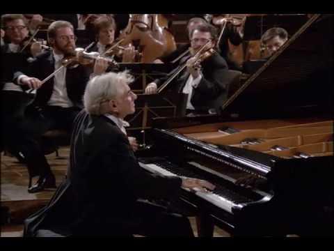 Bernstein -  Mozart: Piano Concerto No. 17 1/3 VIDEO