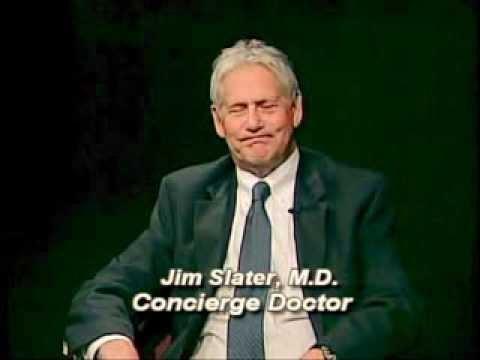 Carousel - Barry Kesselman interviews Dr. James Slater, Concierge Physician