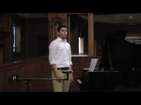 Daniel Gitelman - Senior Piano Recital - Summer 2017