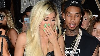Inside Kylie Jenner's Lavish 18th Birthday, Tyga Gifts Her With a $320K Ferrari!