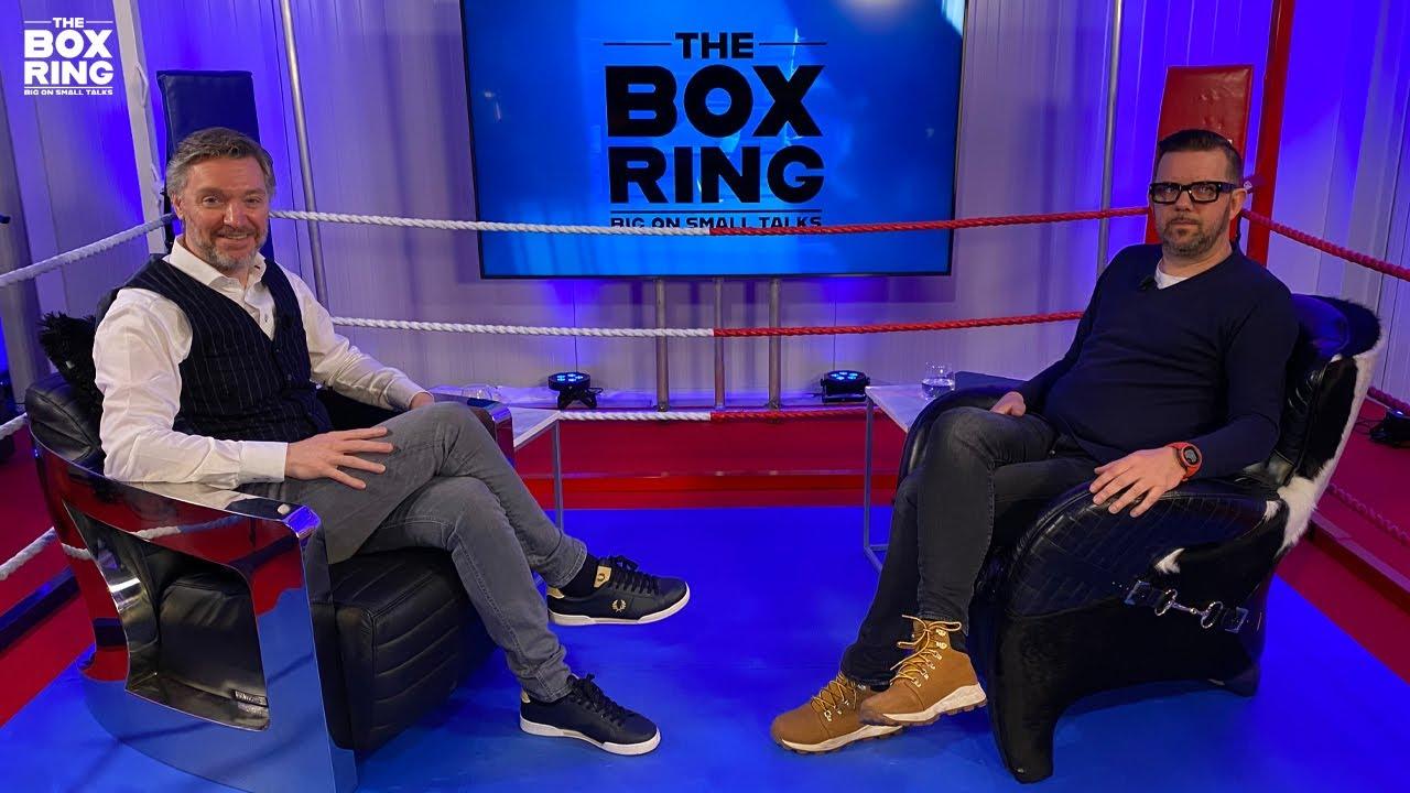 The Boxring met Bart De Bondt
