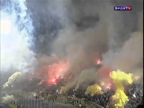 A Maior Hinchada do Uruguay - Sport Tv