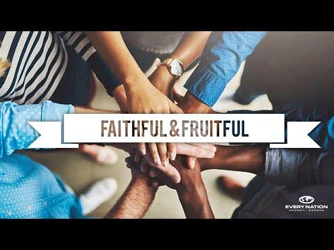 Sunday 14 March 2021 - Faithful and Fruitful - Faithful to Serve