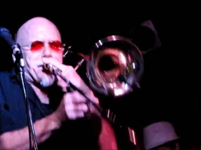 Neslort: Rick Trolsen Trombone Solo - Blues for Man's Extinction
