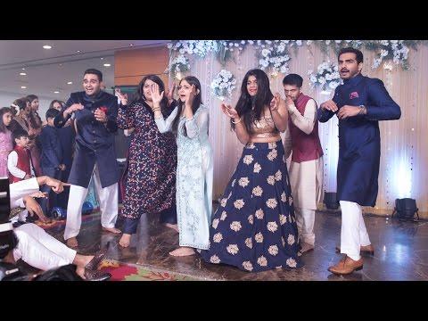 ChashmaRanjan Sangeet: my friend's dance to Gal Ban Gayi (Song 9)