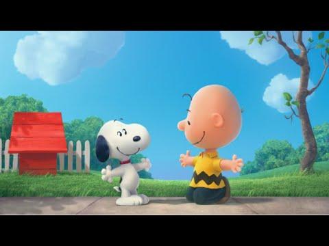 The Peanuts Movie - Downtown Boston blimp