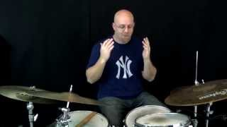 Jazz Drum Lesson of the Month: Tain