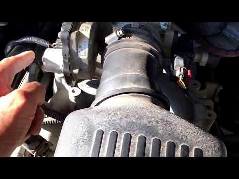 F150 05 4.6L idling problem