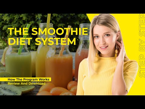 The Smoothie Diet PDF – Reviews, Plan, Recipes And Book Download