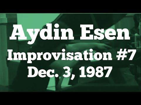 Aydin Esen - WCB Improvisation # 7 Dec. 3, 1987