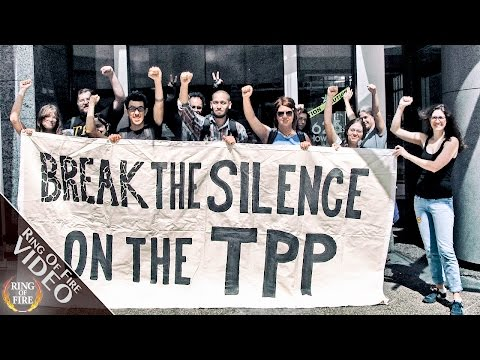 Why Is Obama Shoving The TPP Down Our Throats?