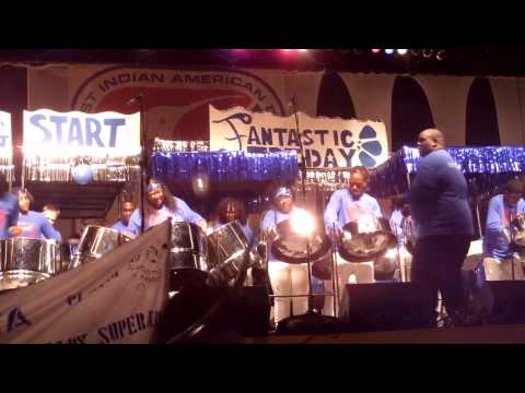 CASYM Steel Orchestra - New York Panorama 2013 - WST News Clip