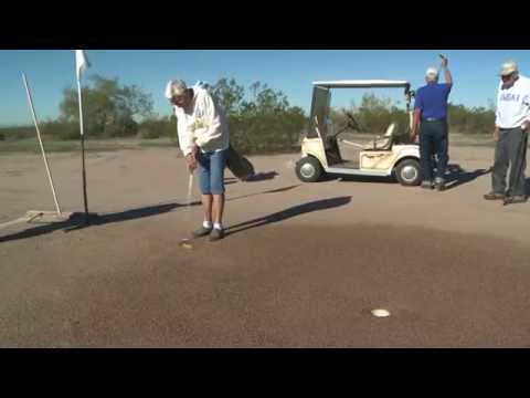 Arizona's most unusual golf course