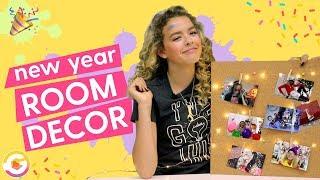 Room Decor for 2019: DIY Picture Wall, Disco Ball Piñata | GoldieBlox