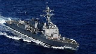 U.S.: Navy fired warning shots at Iranian boat